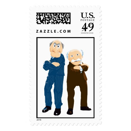 Sattler And Waldorf Arms Crossed Postage Stamps