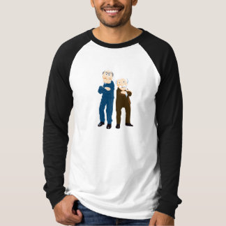 Sattler And Waldorf Arms Crossed T-Shirt