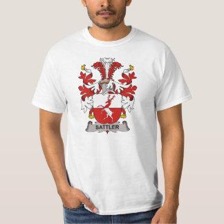 Sattler Family Crest T-shirt