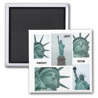 Satue of liberty Magnet