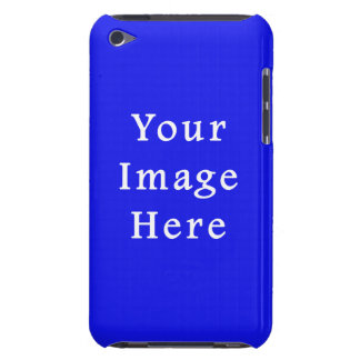Saturated Blue Hanukkah Chanukah Hanukah Template Barely There iPod Case