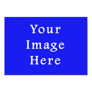 Saturated Blue Hanukkah Chanukah Hanukah Template Card
