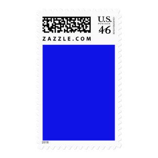 Saturated Blue Hanukkah Chanukah Hanukah Template Stamp