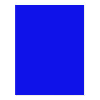 Saturated Blue Hanukkah Chanukah Hanukah Template Postcard