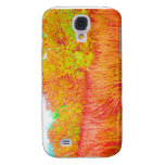Saturated grass tree florida background galaxy s4 cover