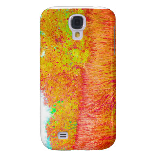 Saturated grass tree florida background samsung galaxy s4 cover