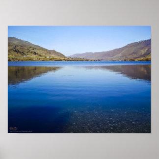 Saturated Waterways, Washington Photograph Print