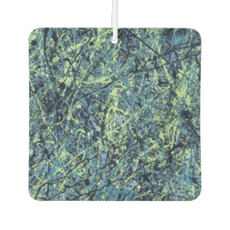 SATURATION (an abstract art design) ~ Car Air Freshener