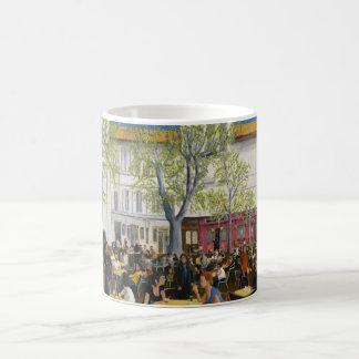 Saturday At Avignon. Classic White Coffee Mug
