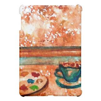 """""""Saturday Coffee"""" - CricketDiane Designer Stuff Cover For The iPad Mini"""