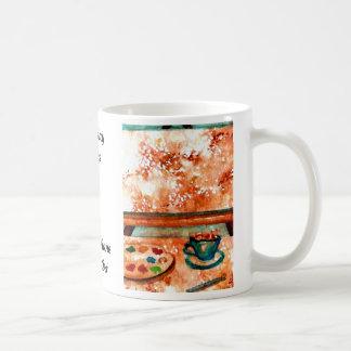 Saturday Coffee - CricketDiane Designer Stuff Mugs