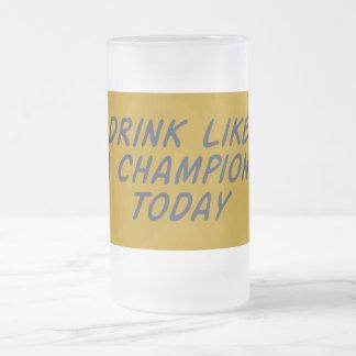 Saturday Football Beer Mug