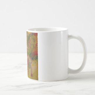 Saturday Garden by Charlotte & John Coffee Mug