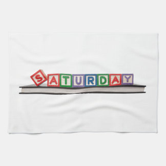 Saturday Towels
