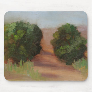 Saturday Morning Hike Mouse Pad