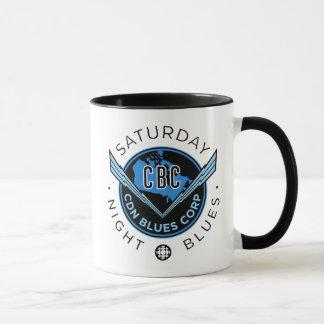 Saturday Night Blues Mug