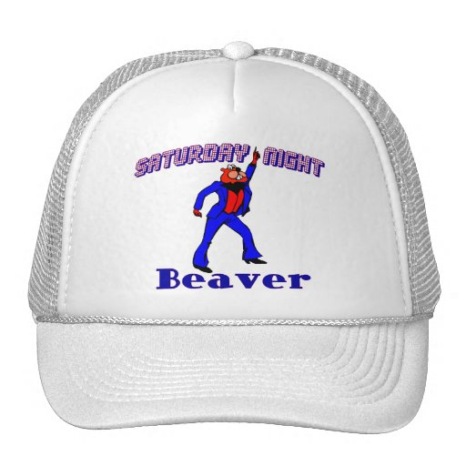 Saturday Night Disco Beaver Hat