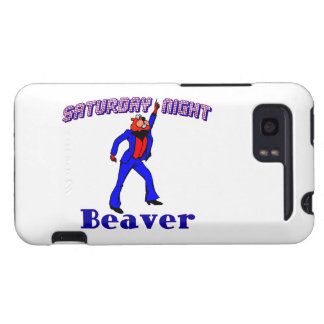 Saturday Night Disco Beaver HTC Vivid / Raider 4G Case