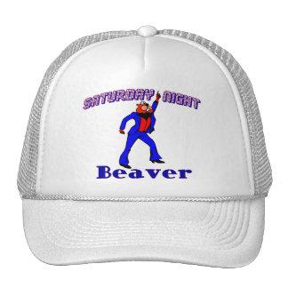 Saturday Night Disco Beaver Trucker Hat