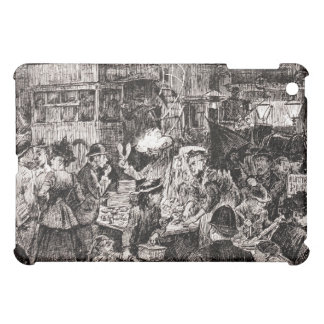 Saturday Night In The East End iPad Mini Cover