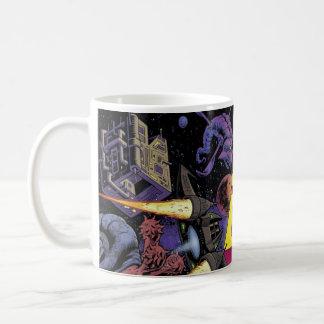 Saturday Night Space Opera Cosmic Coffee Mug