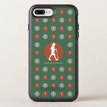 """SaturdayHiker.com"" Otterbox Case iPhone 8/7 Plus"
