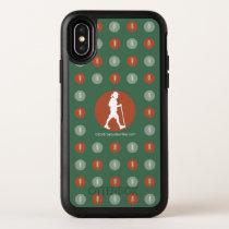 """SaturdayHiker.com"" Otterbox Case iPhone X"