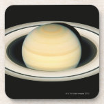 Saturn 2 drink coaster