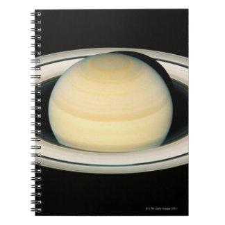 Saturn 2 spiral notebooks