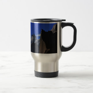 saturn-341379 FANTASY SCIENCEFICTION STARSCAPES AL 15 Oz Stainless Steel Travel Mug