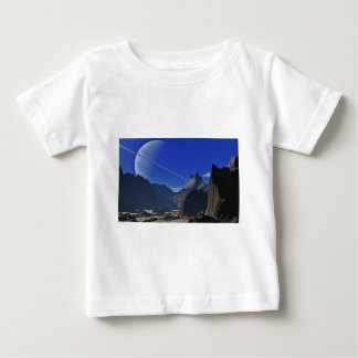 saturn-341379 FANTASY SCIENCEFICTION STARSCAPES AL Baby T-Shirt