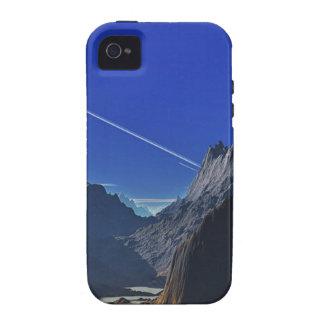 saturn-341379 FANTASY SCIENCEFICTION STARSCAPES AL iPhone 4 Case
