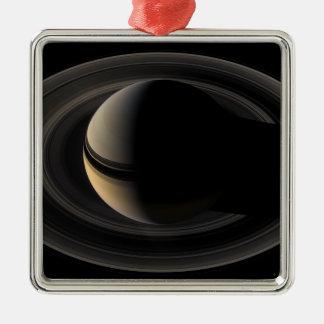 Saturn 3 christmas tree ornament