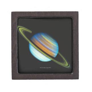 Saturn 4 keepsake box