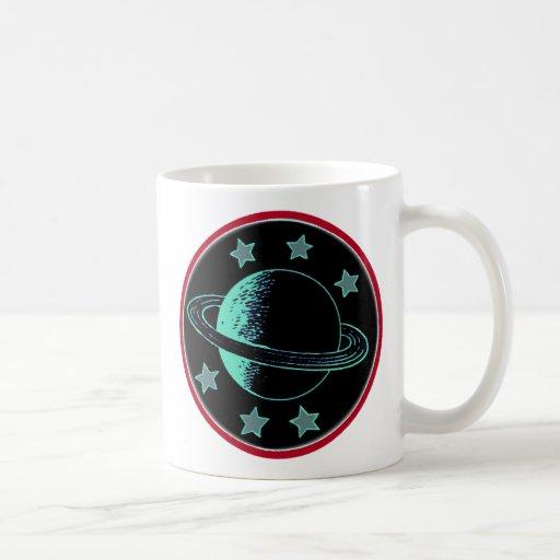 Saturn 6 - Taza de café