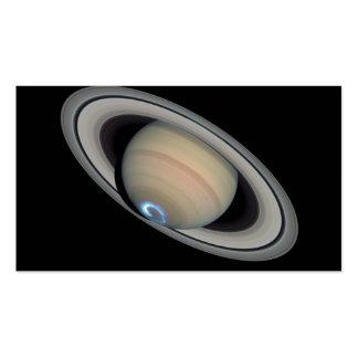 Saturn Aurora Business Cards