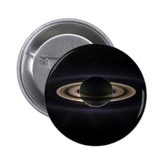 Saturn backlit pinback buttons
