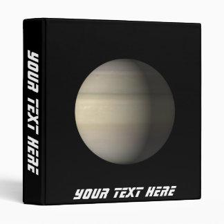 Saturn Vinyl Binder