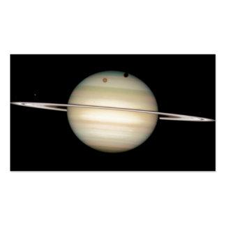 Saturn Business Card Templates