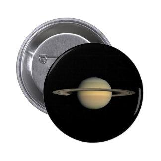 Saturn Pinback Button