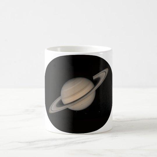 Saturn by Voyager 2 Coffee Mug