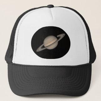 Saturn by Voyager 2 Trucker Hat