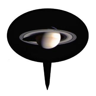 Saturn Cake Pick
