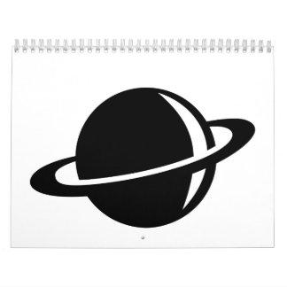 Saturn Calendar