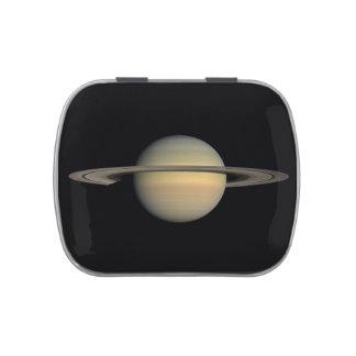 Saturn Candy Tin