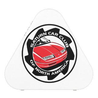 Saturn Car Club Triangular Speaker