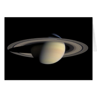 Saturn Stationery Note Card