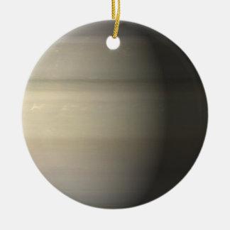 Saturn Christmas Tree Ornament