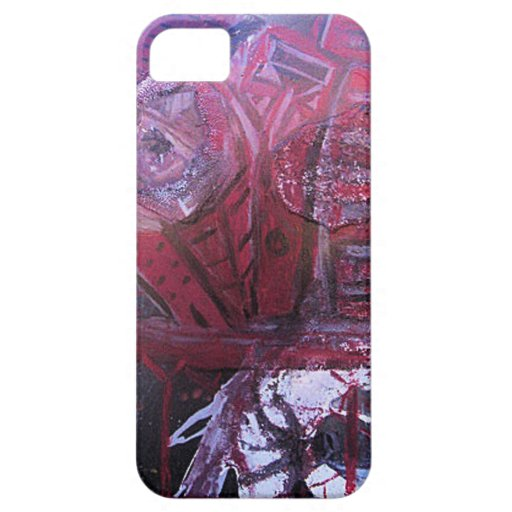 SATURN CLIFF CITY iPhone 5 COVER