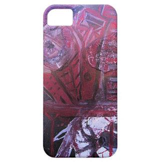 SATURN CLIFF CITY iPhone SE/5/5s CASE